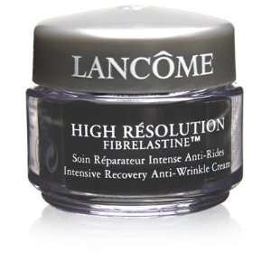 High Resolution Intensive Recovery Anti-Wrinkle Cream